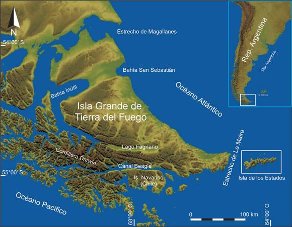 ¿Sabias esto sobre Tierra del Fuego? Inteligencia Colectiva